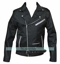 Cordura Jacket - Ghost Rider Jacket Nicolas Cage Johnny Blaze Jacket - All Sizes