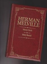 Herman Melville 1984 Moby Dick / Billy Budd 447pg Sea Adventure Whaling Classic