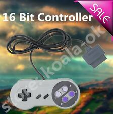 NEW 16 Bit Controller for Super Nintendo SNES System Console Control Pad XP