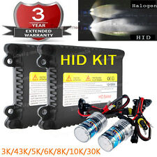 9005 High Beam or H7 Low Beam HID Headlight Conversion Bulb 6K KIT For Subaru W1
