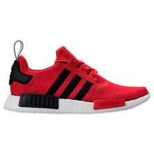 MENS ADIDAS NMD RUNNER CORE RED/BLACK CASUAL SHOES MEN'S SELECT YOUR SIZE