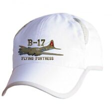 Boeing B-17 Flying Fortress Airplane Pilot Hat - Personalized with N#