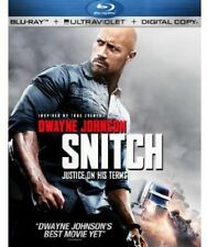 Snitch (Blu-ray Disc, 2013, Includes Digital Copy UltraViolet)  FREE  SHIPPING