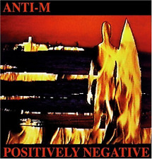 Anti-M-Positively Negative (Remastered-bonus Trax-w/guest Ro (US IMPORT)  CD NEW