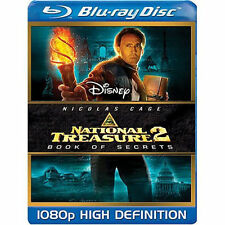 National Treasure 2 : Book of Secrets (Blu-ray Disc, 2008)