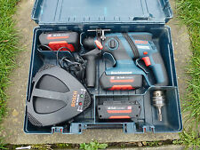 Bosch GBH 36 V-LI Compact Professional SDS Plus Hammer Drill + X3 batteries