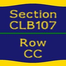 2 San Francisco 49ers vs. Arizona Cardinals Tickets 11/5/17 Levi's Stadium