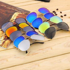 Cool Men Women Summer Eyewear Reflective Mirror Lens Sports Sunglasses XP