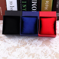 Fashi Present Gift Boxes Case For Bangle Jewelry Ring Earring Wrist Watch Box XP