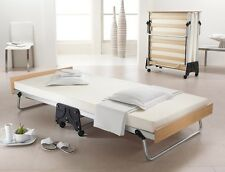 Jaybe J-Bed Folding Bed with Memory Foam Mattress Guest, Rollaway Bed