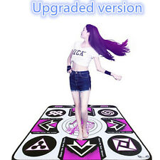 Wireless Dancing Step Dancer Pad Blanket to PC with USB C1 for TV & PC Dance Mat
