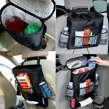 Car Auto Seat Back Multi-Pocket Storage Bag Organizer Holder Travel Hanger XP