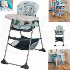 SpaceSaver High Chair Rainforest Friends Fisher-Price Toddler Booster Seat 50lbs
