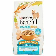 Purina Beneful IncrediBites With Chicken Dry Dog Food - 3.5 lb.