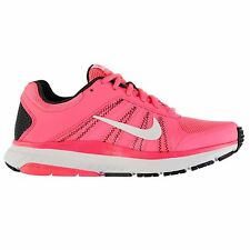 Nike Dart 12 Trainers Womens Pink/White Sneakers Sports Shoes Footwear