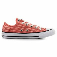Converse CT AS Ox Snake Woven Red Women's Low Top Trainers