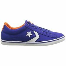 Converse Star Player Ox Blue White Womens Trainers