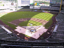 1-4 Pittsburgh Pirates @ Milwaukee Brewers 8/16/17 Tickets 2017 Sec 422 Row 8