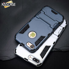 KISSCASE Cool Armor Case For iPhone 6 6s 7 Plus Hybrid Shockproof Phone Cases Fo