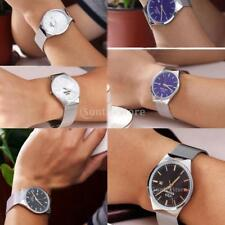 Men Wrist Watch Quartz  Mens Watches Luxury Stainless Steel