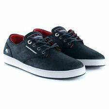 Emerica Footwear Romero Laced X Indy Black Grey Skate Shoes Ltd Release New
