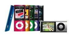 Apple iPod Nano 5th Generation 8GB 16GB - Used - Tested - All Colors - Free Ship