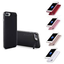 5000mAh Slim Backup Battery Case Power Bank Charger Cover for iPhone 7 6 6s Plus