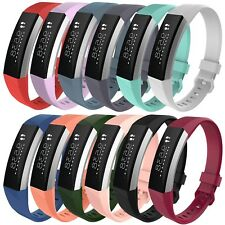 Sports Silicone Watch Band Strap Bracelet Wristband For Fitbit Alta HR Tracker