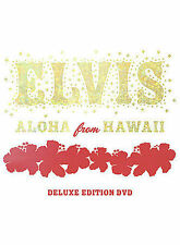 Elvis - Aloha From Hawaii (DVD, 2004, 2-Disc Set) Deluxe Edition FREE SHIPPING