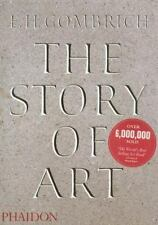 The Story of Art by E. H. Gombrich and Leonie Gombrich (1995, Paperback, Revised