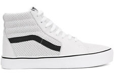 Vans SK8-Hi Lite Perf VN0A2Z5YJYV Unisex White Casual Lifestyle Leather Shoes
