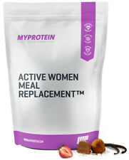 Myprotein Active Women's Meal Replacement Diet Protein Shake Powder Mix MX