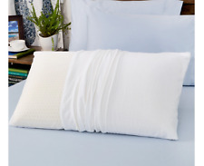 Latex Pillow & Cover Authentic Talatech 230 Thread Count Latex Foam Firm Density