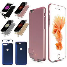 2000mAh Ultra Thin Battery Backup Case Carger power bank for iPhone 8 8Plus 7