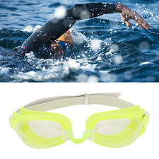 Adjustable Adult Summer Diving Swimming Glasses Goggles W/ Earplugs Nose Clip LJ