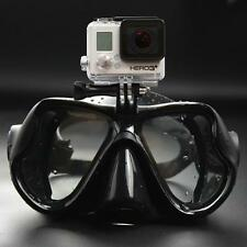 Diving Mask Scuba Snorkel Swimming Goggles GoPro Underwater Snorkeling Sports
