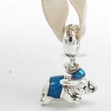 Authentic Hong Kong Disney S925 Sterling Silver charm Pendant Dumbo Duffy