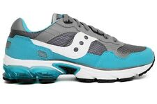 Saucony Shadow 2010 Grey Teal 60060-9 Womens New Running Shoes
