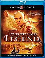 *Free Shipping* Jet Li's Epic Classic The Legend Blu-Ray Disc