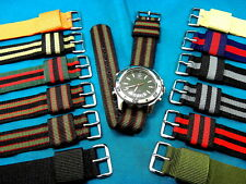 USM PLAIN + SIMPLE U.S. MILITARY STYLE WATCH BANDS, FREE DOMESTIC SHIPPING!