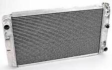JEGS Performance Products 51955 Direct Fit Aluminum Radiator; 1982-93 S