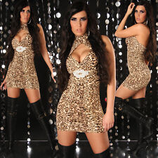 Sexy women clubbing cocktail evening mini dress new ladies party size 6 8 10 12