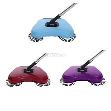 Automatic Hand Push Sweeper Broom Household Cleaning Without Power Electricity
