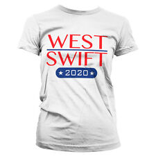 Officially Licensed Kanye 2020- West Swift 2020 Women T-Shirt S-XXL Sizes