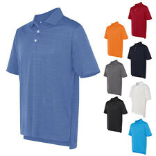Adidas Golf ClimaLite Textured Athletic Sports Short Sleeve Polo Mens T Shirt...