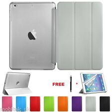 Ultra Thin Magnetic Leather 2 Piece Smart Case Cover Stand Apple iPad Mini 1 2 3