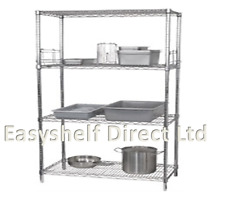 Coldroom Shelving, walk in coldroom shelf, coldroom wire shelving,