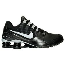 WMNS NIKE SHOX AVENUE BLACK / WHITE RUNNING SHOES WMN'S SELECT YOUR SIZE
