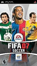 FIFA Soccer 07 (PlayStation Portable)  PSP  NEW  2005