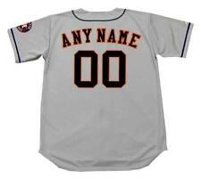 "HOUSTON ASTROS Majestic Away ""Customized"" Baseball Jersey"